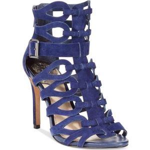 Vince Camuto Short Gladiator Sandals Heels